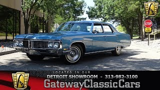 1970 Buick Electra 225 Stock # 986-DET