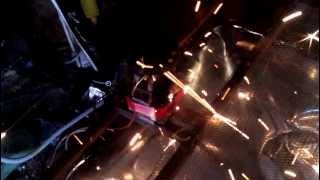 Как сгорает электро мотор!!)))
