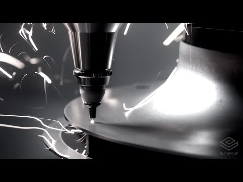 LT-FREE - 5 axis laser cutting machine | BLM GROUP