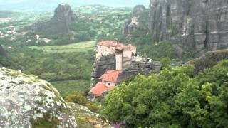 Meteory - Grecja - Kalambaka.mpg