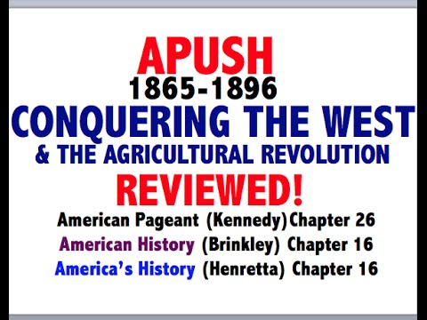 American Pageant Chapter 26 APUSH Review