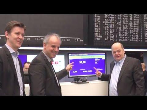 STEMMER IMAGING ++ Boersengang ++ IPO