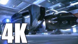 """Star Citizen - """"Meet the Starfarer"""" 4K Game Video [Ultra HD] 2160p"""