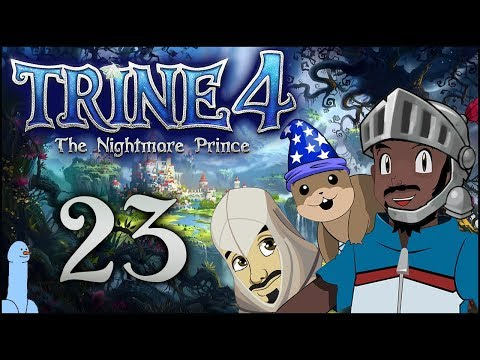 Trine 4: The Nightmare Prince [Ep23] | Where Did They Go? | Gaming w/ Friends (Ft. Rob) |