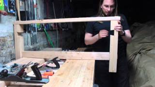 Designing The 8x 2x4 Twin Bed