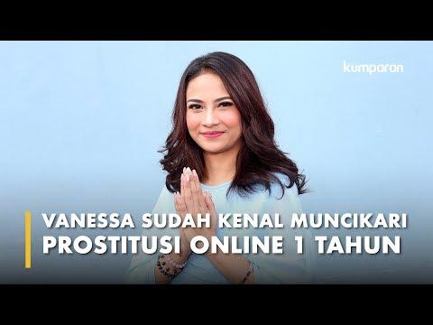 Ini Barang Bukti hingga Pengakuan Vanessa tentang Prostitusi Online