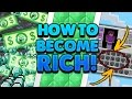 TOP 10 WAYS TO MAKE MONEY FAST IN SKYBLOCK | (Minecraft Tutorial!)