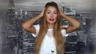 Конский хвост с секретом от Jenya Geyn - All Things Hair