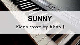 Boney M. - Sunny (Piano Cover)