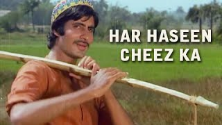 Har Haseen Cheez Ka - Classic Hit Hindi Song - Amitabh Bachchan, Nutan - Saudagar