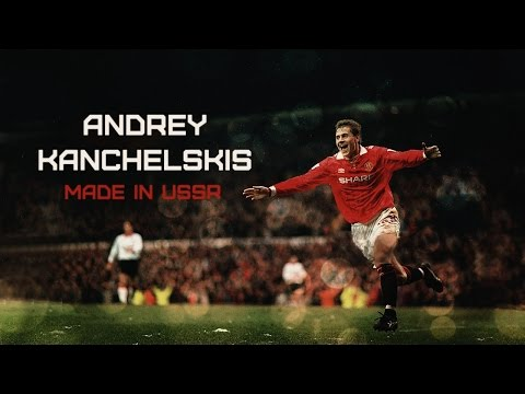 Andrei Kanchelskis ᴴᴰ ● Goals and Skills ●