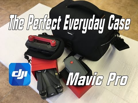 DJI Mavic Pro / Platinum - The Perfect Case For Everyday Use!
