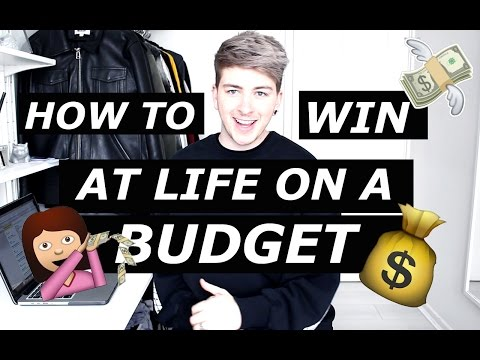 HOW TO WIN AT LIFE ON A BUDGET | Gallucks