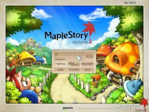 MapleStorySEA Of Singapore And Malaysiya Server(Made In PRC)!