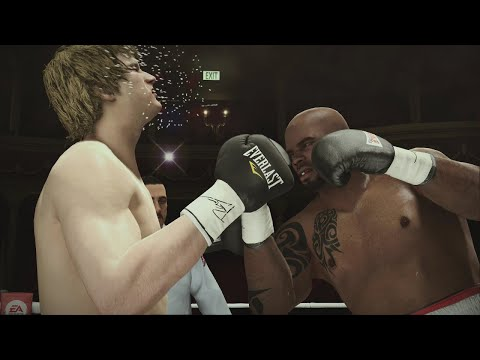 Dillian Whyte vs Alexander Povetkin Full Fight - Fight Night Champion Simulation