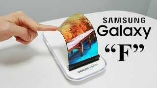 Samsung Galaxy F: Reported Features of Foldable smartphone