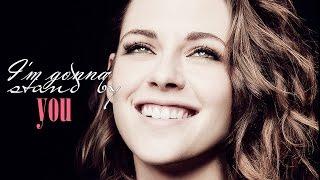 Kristen Stewart 26th Birthday Video/I'm gonna stand by you