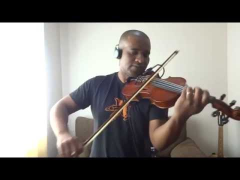 Baby Can I Hold You - Tracy Chapman (violin cover)