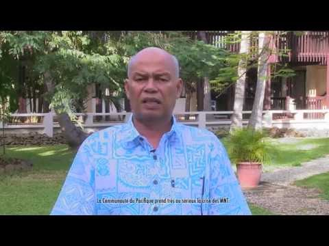 Message from Pacific Community's Director-General on Non Communicable Diseases (NCD) in the Pacific