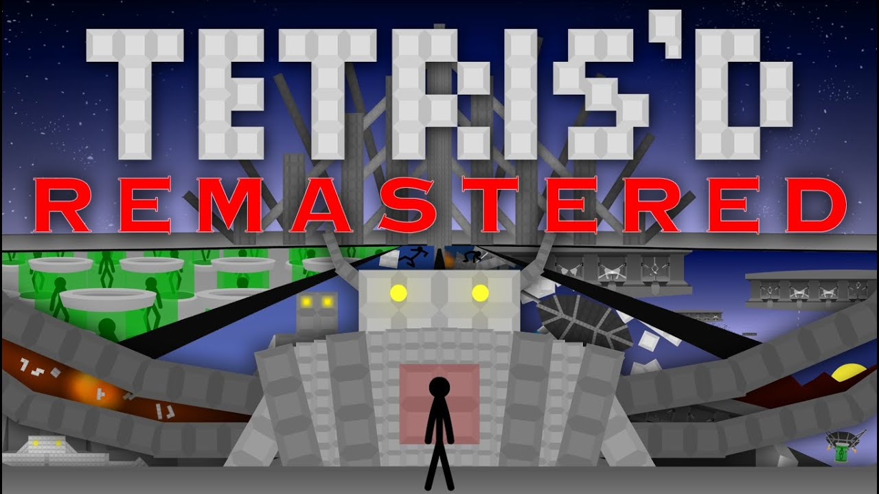 T E T R I S ' D : Remastered (Episodes 1-4, Rising & More)