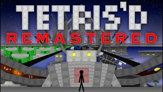 T E T R I S ' D : Remastered (Episodes 14, Rising & More)