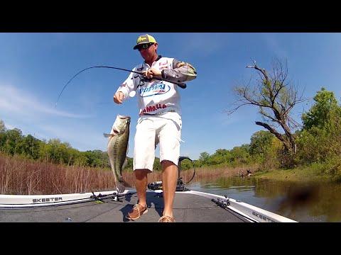 Ray Hanselman Crushes Bass On Lake Texoma