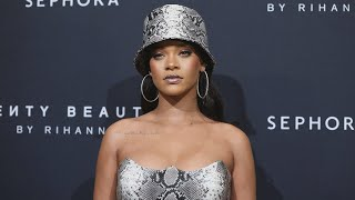Rihanna Admits She's In Love With Boyfriend Hassan Jameel