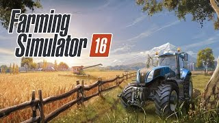 Farming Simulator 16 (by GIANTS Software GmbH) - iOS / Android - HD Gameplay Trailer