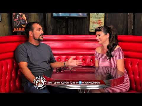 Robert Rusler on The Red Booth Part 2