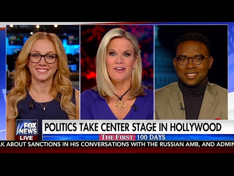 02-13-17 Kat Timpf on The First 100 Days - Is Hollywood Bashing Trump Too Much?