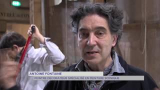 Métiers d'Art : les peintres de Versailles sous la lumière