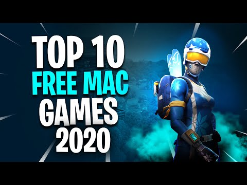 Top 10 Free Mac Games 2020