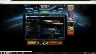 Dark Orbit Gameplay