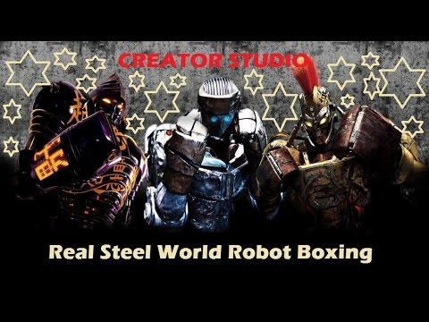 Real Steel Xbox 360 Download Free