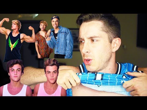 Youtuber Impressions Ft (The Dolan Twins/KianAndJc/Logan And Jake Paul)