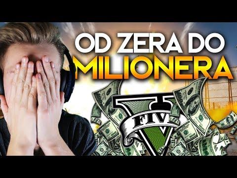"GTA V ""OD ZERA DO MILIONERA"" #21 - STRZELANINA 🔫"