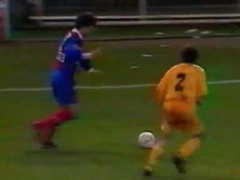 Documentaire David Ginola PSG 1994
