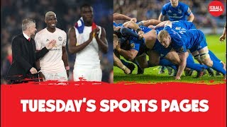 Leavy World Cup KO | Pickford brawl | Pogba, Ole and Zidane | Mayo 2019