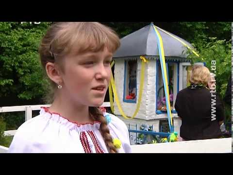 Телеканал РТБ: Зв'язкова УПА збудувала каплицю на місці де вбивали патріотів