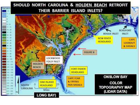 Geological Perspective — Dr. Stan Riggs explains the consequences of terminal groins