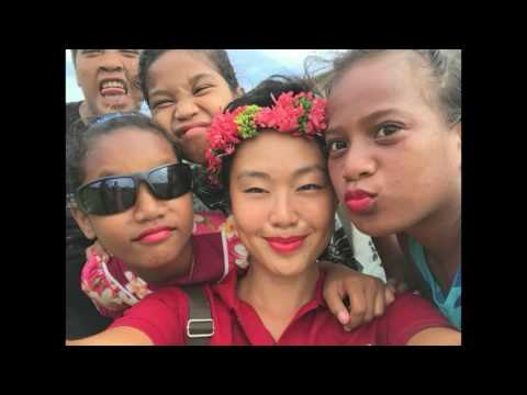 Smile A Day - Marshall Islands Year