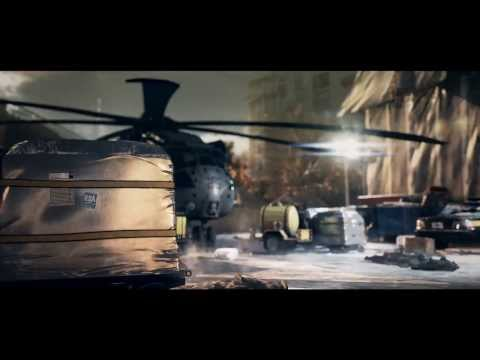 The Division - Snowdrop Next Gen Engine Trailer - Eurogamer