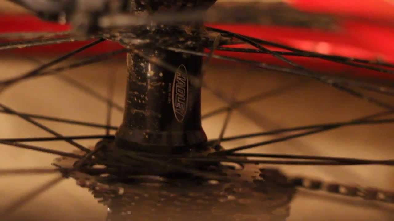 Hadley rear hub - sound test