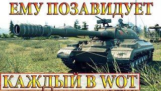 Т-10  ПАРЕНЬ ЖЖЁТ НА Т-10 ) ЕМУ ПОЗАВИДУЕТ КАЖДЫЙ СТАТИСТ В World of Tanks!!!