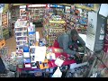 East Hollywood Robbery Suspect Caught On Camera   NR17281sr
