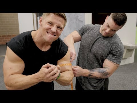 How To Add An Inch To Your Biceps