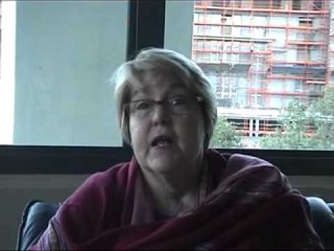 Women speak on secularism from . . . New York, USA, Charlotte Bunch (2008)