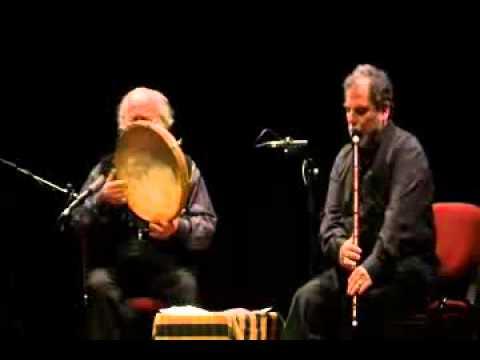 Kudsi Erguner Nezih Uzel Turquie Musique Soufi