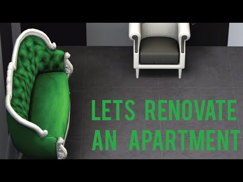 The Sims 3 Lets Renovate an Apartment—Part One