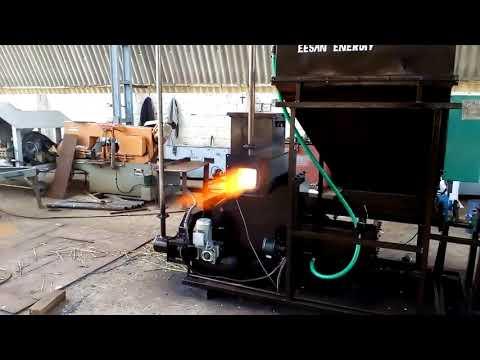 200 kw Agri pellet burner for industrial application 2